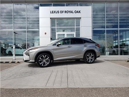 2017 Lexus RX 350 Base (Stk: LU0331) in Calgary - Image 1 of 25