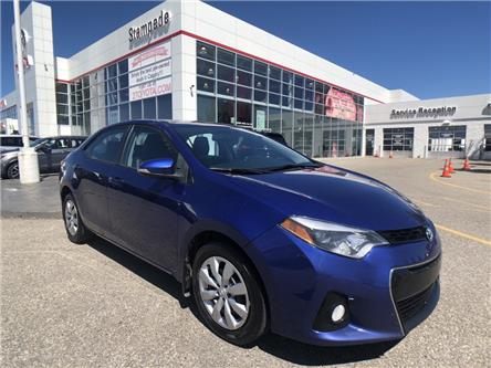 2014 Toyota Corolla S (Stk: 200803A) in Calgary - Image 1 of 22