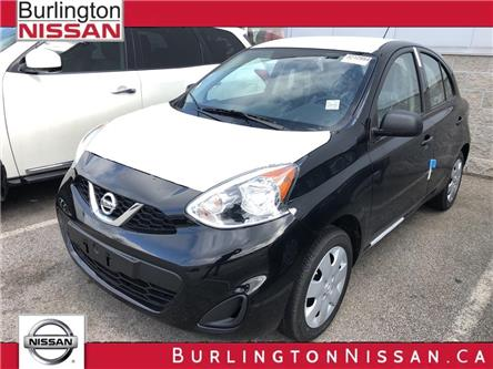 2019 Nissan Micra S (Stk: Y7535) in Burlington - Image 1 of 5