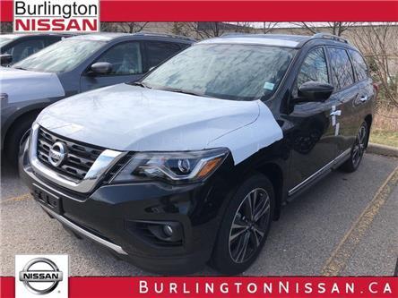 2020 Nissan Pathfinder Platinum (Stk: Z9018) in Burlington - Image 1 of 5