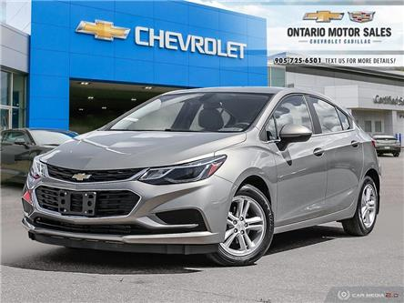 2017 Chevrolet Cruze Hatch LT Auto (Stk: 13636A) in Oshawa - Image 1 of 36