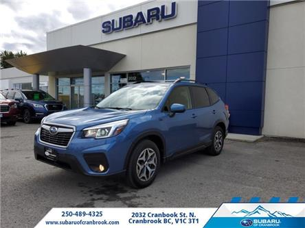 2020 Subaru Forester Touring (Stk: 530208) in Cranbrook - Image 1 of 13