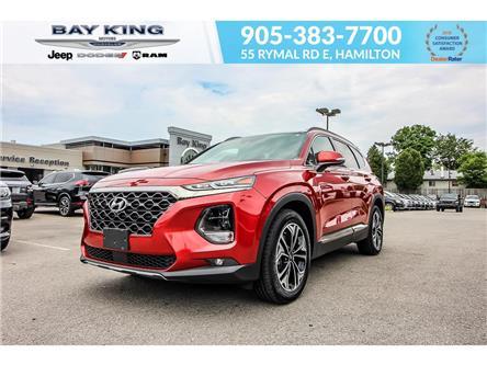 2019 Hyundai Santa Fe Ultimate 2.0 (Stk: 7078A) in Hamilton - Image 1 of 28