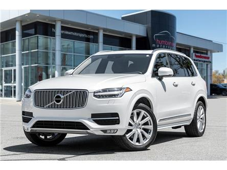 2018 Volvo XC90 T6 Inscription (Stk: 20HMS726) in Mississauga - Image 1 of 21