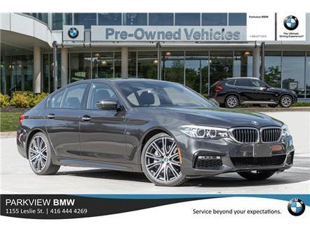 2017 BMW 540i xDrive (Stk: PP9231) in Toronto - Image 1 of 22