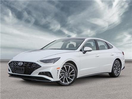 2020 Hyundai Sonata Luxury (Stk: 22025) in Aurora - Image 1 of 23