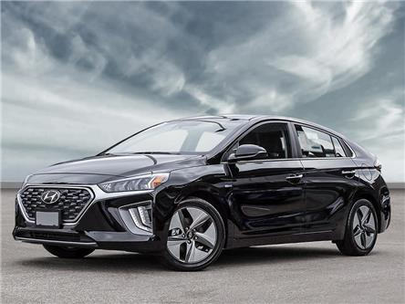 2020 Hyundai Ioniq Hybrid Ultimate (Stk: 22120) in Aurora - Image 1 of 22