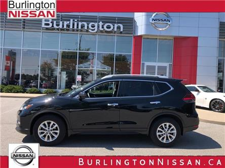 2017 Nissan Rogue SV (Stk: A6990) in Burlington - Image 1 of 19