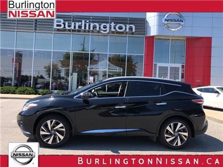 2016 Nissan Murano Platinum (Stk: Z8641A) in Burlington - Image 1 of 21