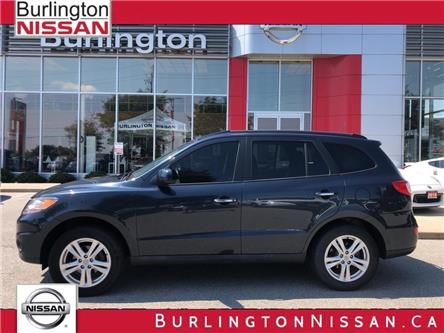 2011 Hyundai Santa Fe Limited (Stk: Z4603A) in Burlington - Image 1 of 18