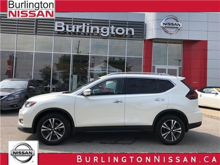 2020 Nissan Rogue SV (Stk: A6966) in Burlington - Image 1 of 21