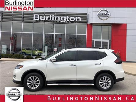 2017 Nissan Rogue SV (Stk: Z9019A) in Burlington - Image 1 of 21