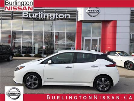2019 Nissan LEAF SL PLUS (Stk: A6907) in Burlington - Image 1 of 18
