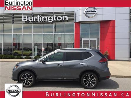 2017 Nissan Rogue  (Stk: A6922) in Burlington - Image 1 of 23