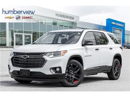 2020 Chevrolet Traverse Premier (Stk: 20TZ037) in Toronto - Image 1 of 21