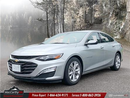 2019 Chevrolet Malibu LT (Stk: CKF199000) in Terrace - Image 1 of 21