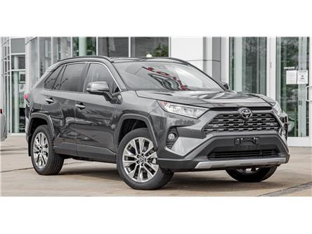 2019 Toyota RAV4 Limited (Stk: 026491P) in Brampton - Image 1 of 30