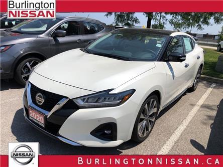 2020 Nissan Maxima Platinum (Stk: Z4602) in Burlington - Image 1 of 5