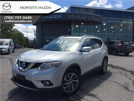 2015 Nissan Rogue SV (Stk: P8102A) in Barrie - Image 1 of 24