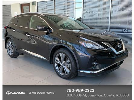 2019 Nissan Murano Platinum (Stk: LL00638A) in Edmonton - Image 1 of 21
