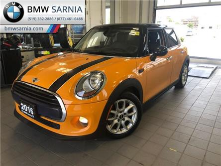 2016 MINI 5 Door Cooper (Stk: SFC2827) in Sarnia - Image 1 of 15