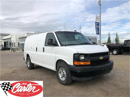 2017 Chevrolet Express 2500 1WT (Stk: 47601L) in Calgary - Image 1 of 18