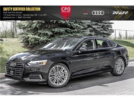 2019 Audi A5 45 Komfort (Stk: C7715) in Woodbridge - Image 1 of 21