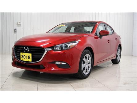 2018 Mazda Mazda3 GX (Stk: MP0641) in Sault Ste. Marie - Image 1 of 18