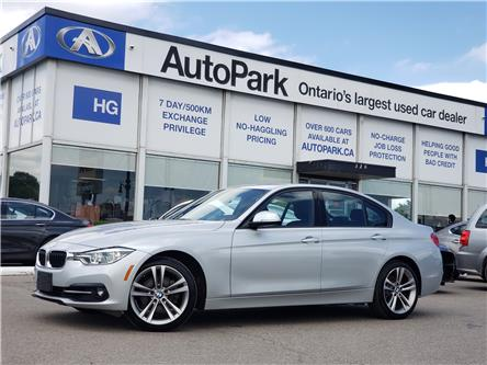 2018 BMW 330i xDrive (Stk: 18-35079) in Brampton - Image 1 of 22