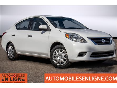 2012 Nissan Versa 1.6 SV (Stk: 838742A) in Trois Rivieres - Image 1 of 27