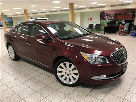 2015 Buick LaCrosse Premium I (Stk: 201177A) in Calgary - Image 1 of 12
