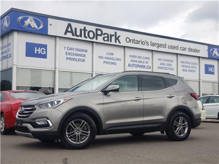 2018 Hyundai Santa Fe Sport 2.4 Luxury (Stk: 18-90177) in Brampton - Image 1 of 23