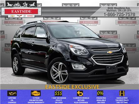2016 Chevrolet Equinox LTZ (Stk: 111152B) in Markham - Image 1 of 28