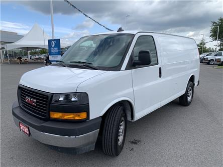 2020 GMC Savana 2500 Work Van (Stk: 40361) in Carleton Place - Image 1 of 13