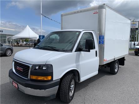 2019 GMC Savana Cutaway Work Van (Stk: 79877) in Carleton Place - Image 1 of 13