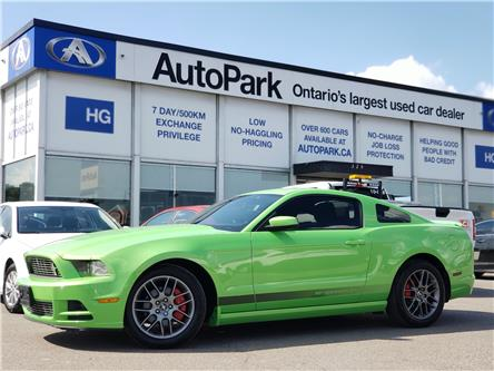 2014 Ford Mustang V6 (Stk: 14-27782) in Brampton - Image 1 of 16