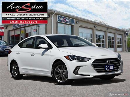 2018 Hyundai Elantra GL SE (Stk: 1HTLK21) in Scarborough - Image 1 of 28