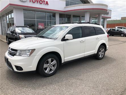 2012 Dodge Journey SXT & Crew (Stk: CP9980A) in Chatham - Image 1 of 7