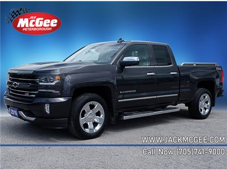 2016 Chevrolet Silverado 1500 2LZ (Stk: 20206A) in Peterborough - Image 1 of 20