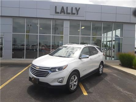2020 Chevrolet Equinox Premier (Stk: EQ00123) in Tilbury - Image 1 of 20