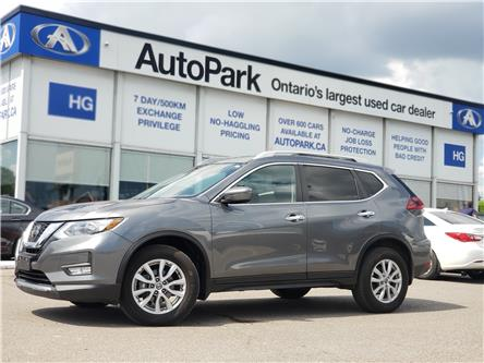 2018 Nissan Rogue SV (Stk: 18-06520) in Brampton - Image 1 of 22