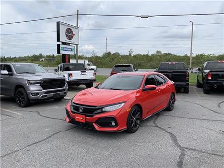 2018 Honda Civic Sport Touring (Stk: 90455) in Sudbury - Image 1 of 21