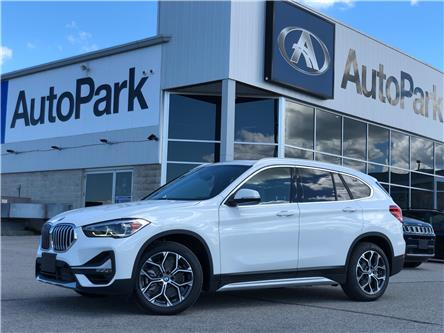 2020 BMW X1 xDrive28i (Stk: 2087611RJB) in Barrie - Image 1 of 31