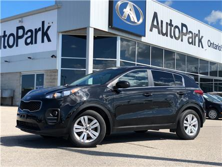 2019 Kia Sportage LX (Stk: 19-84300RMB) in Barrie - Image 1 of 24