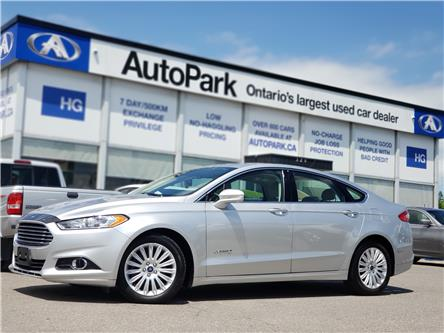 2015 Ford Fusion Hybrid SE (Stk: 15-01529) in Brampton - Image 1 of 24