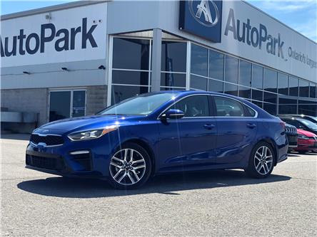 2019 Kia Forte EX (Stk: 19-23486RJB) in Barrie - Image 1 of 27