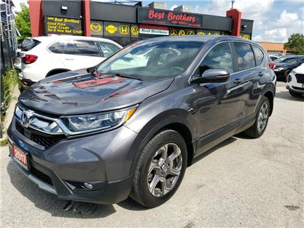 2017 Honda CR-V EX-L (Stk: 103455) in Toronto - Image 1 of 14