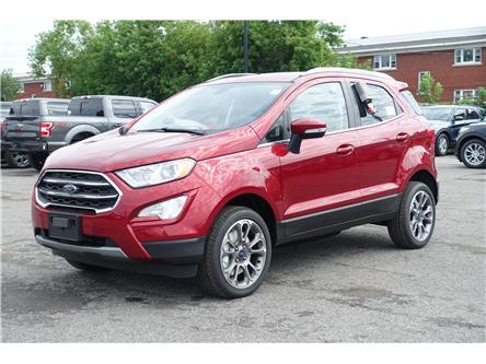 2020 Ford EcoSport Titanium (Stk: 2006820) in Ottawa - Image 1 of 14