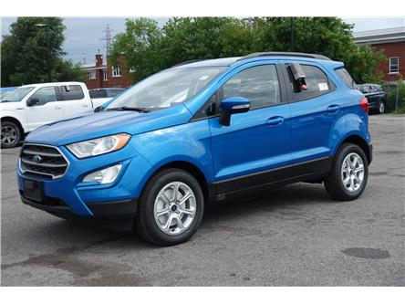 2020 Ford EcoSport SE (Stk: 2006780) in Ottawa - Image 1 of 13