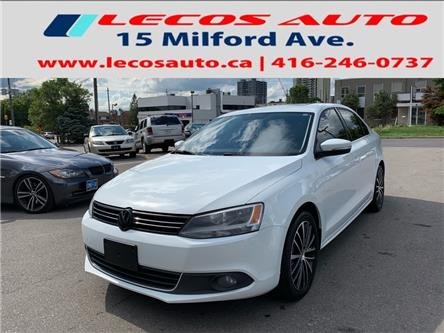 2014 Volkswagen Jetta 1.8 TSI Highline (Stk: 329696) in Toronto - Image 1 of 12